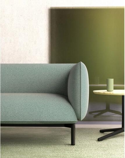 Melo Lounge Sofa by Kino