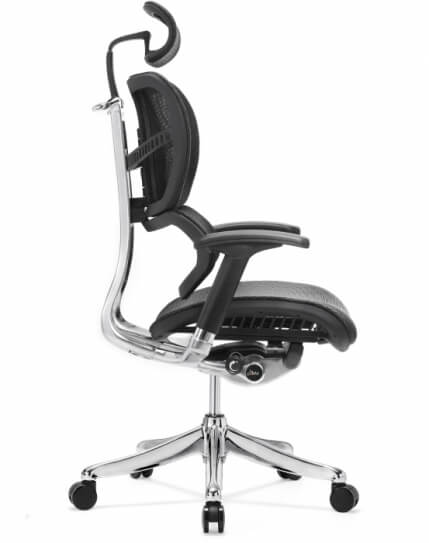 Side - Butterfly Super Ergonomic Executive Mesh Chair