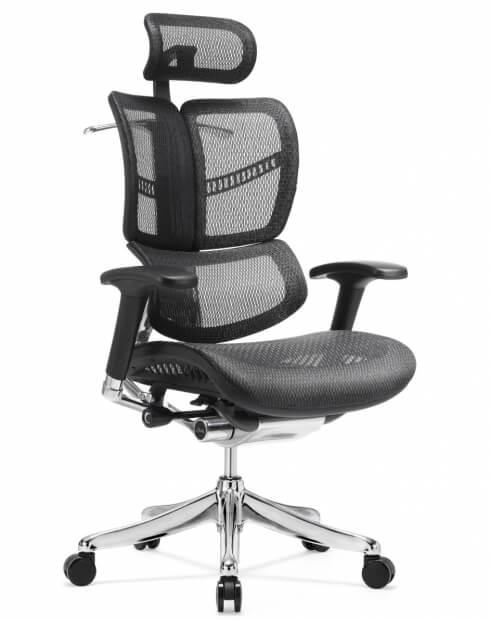 4 - Butterfly Super Ergonomic Executive Mesh Chair