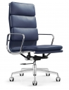 Cover - Eames Style Royal Blue High Back