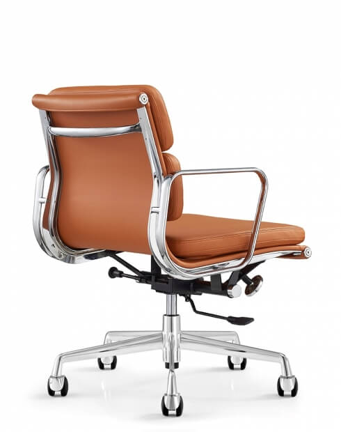 Eames Style Brown Genuine