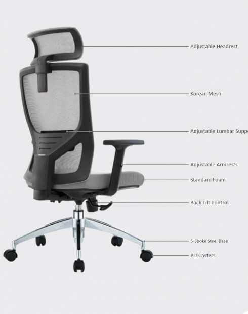 Mann Chair Adjustments