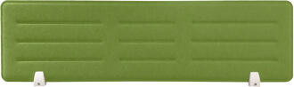 Acoustic Screen Panel Green Color