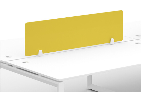 Acrylic Partition Workspace