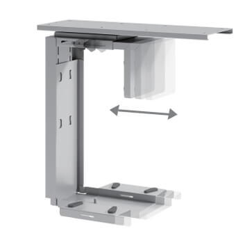 4- CPU Holder Options